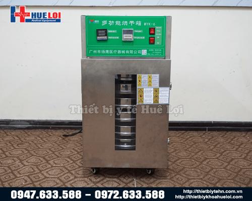 Tủ sấy dược liệu 6 tầng MYK-6