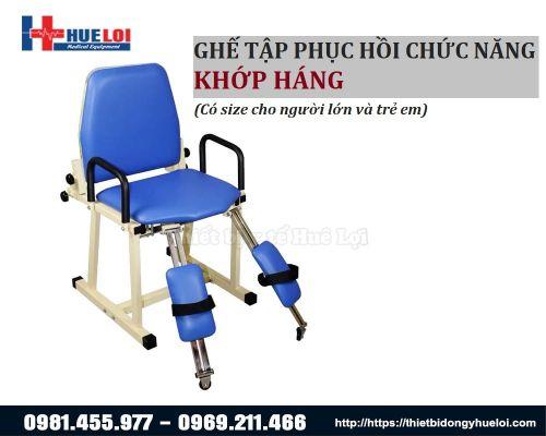 Ghế tập phục hồi chức năng khớp háng