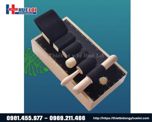 Hộp gỗ tập phục hồi chức năng cổ tay