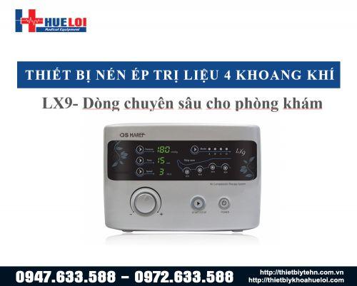 Máy nén ép trị liệu LX9
