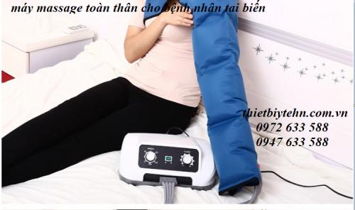 Máy massage trị liệu sử dụng khí nén