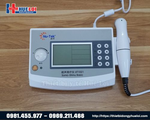 Máy siêu âm trị liệu cao cấp NU-TEK UT1021