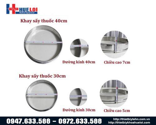Tủ sấy dược liệu đông y 10 tầng 30cm MYK-10