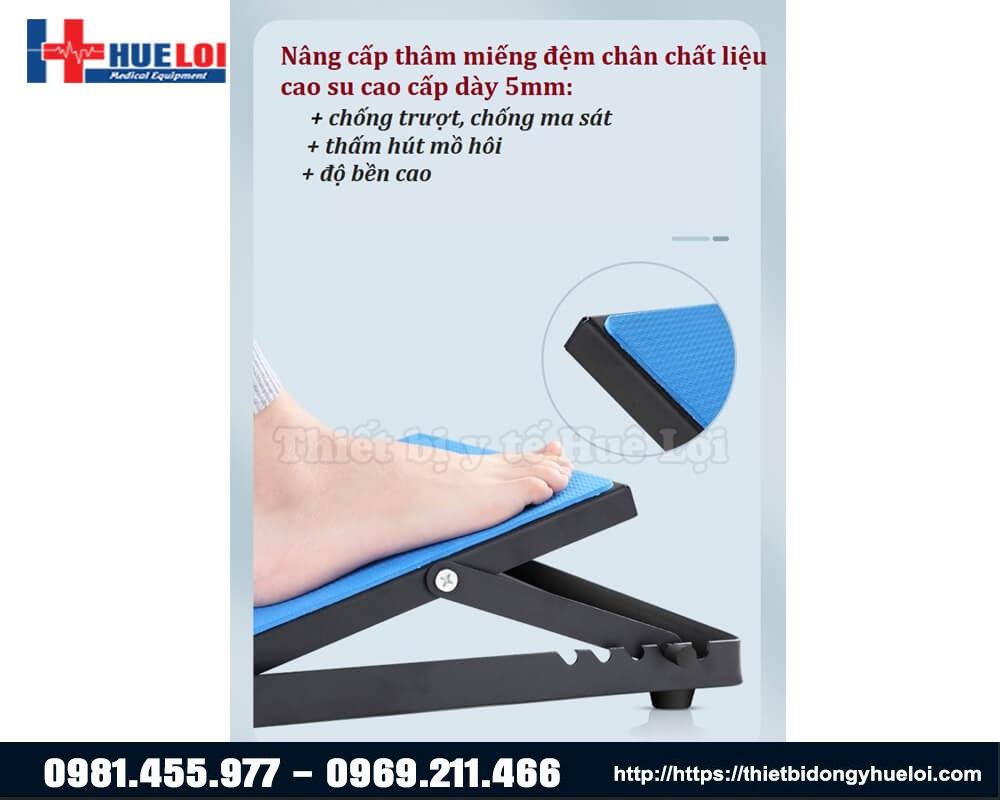 thiết bị tập giãn cơ chân