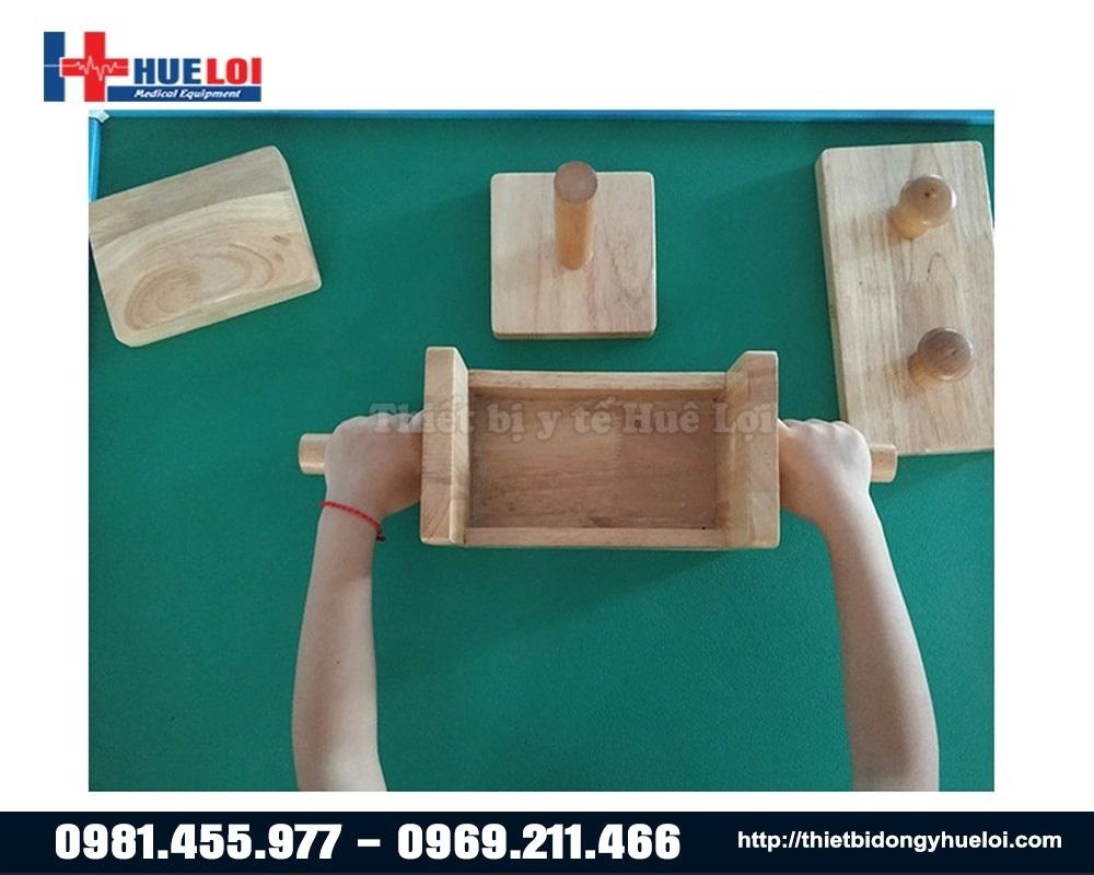 dụng cụ tập cơ tay cho người liệt