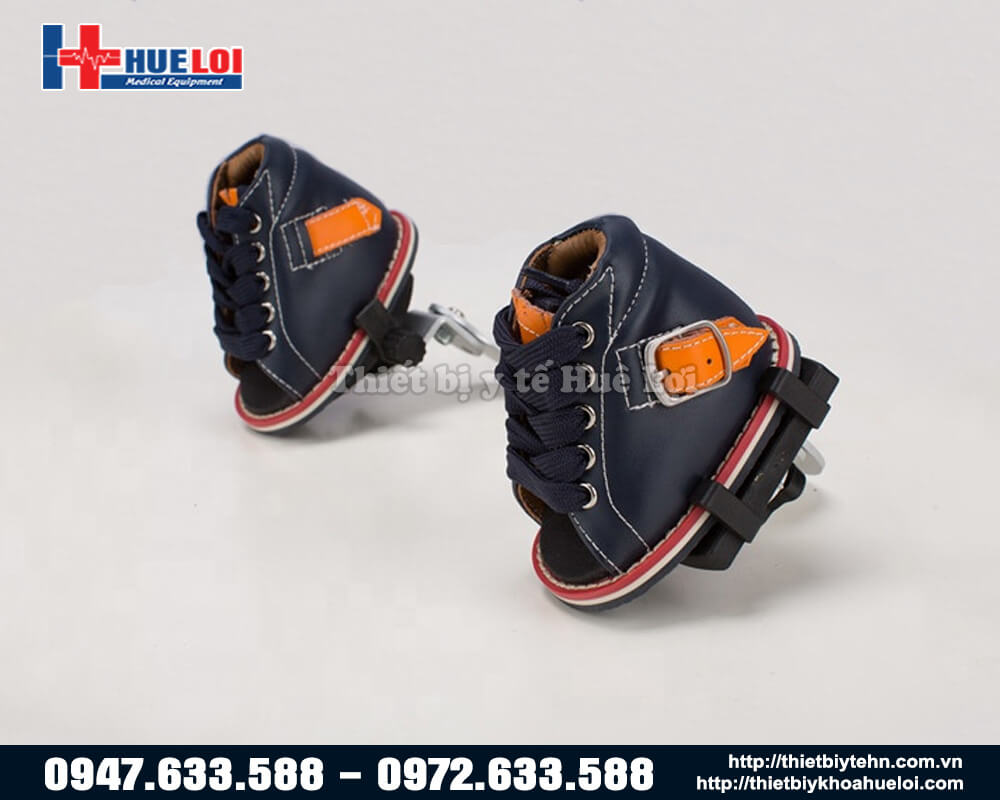 thiết bị hỗ trợ chỉnh hình bàn chân dị tật cho trẻ em