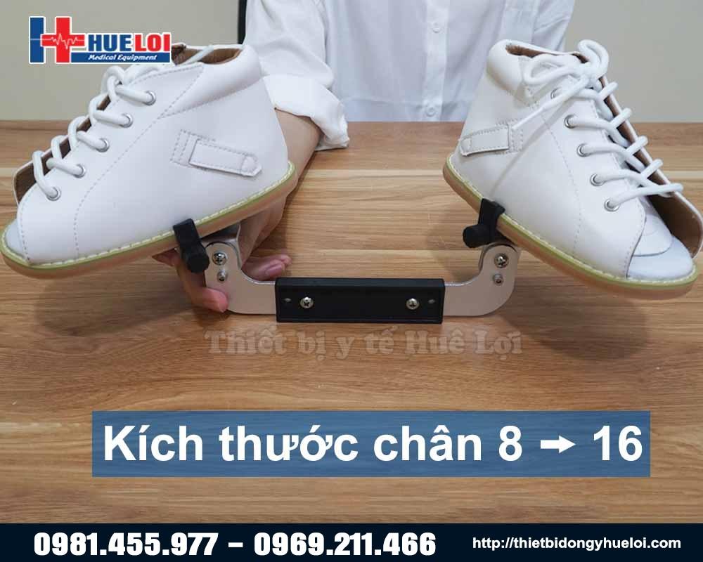 thiết bị giúp trẻ em chỉnh hình chân dị tật
