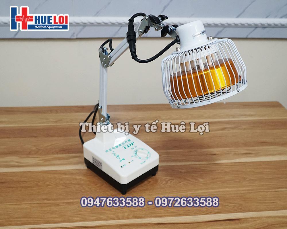 đèn tần phổ để bàn