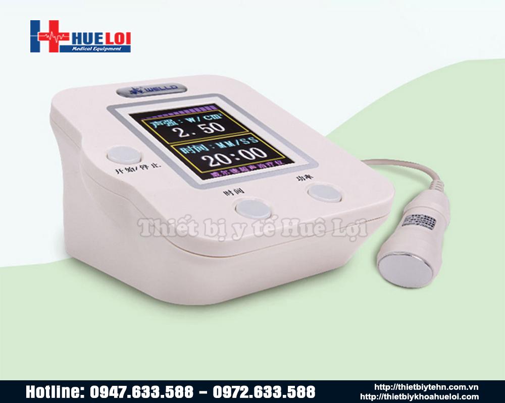 Máy siêu âm trị liệu mini