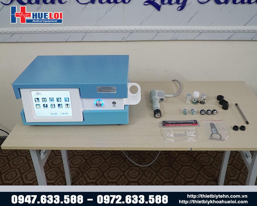 máy  xung kích điều trị rối loạn cương dương