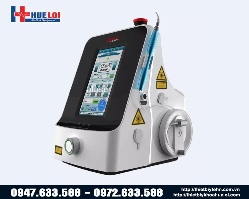 máy laser điều trị