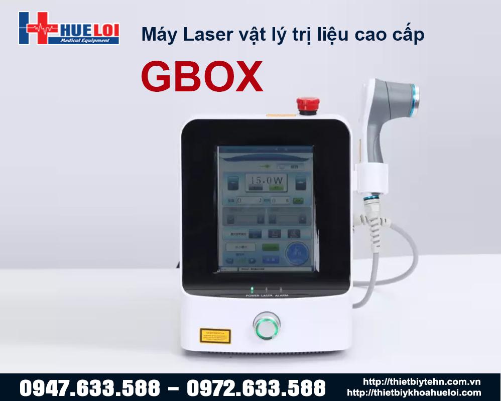 máy laser vật lý trị liệu