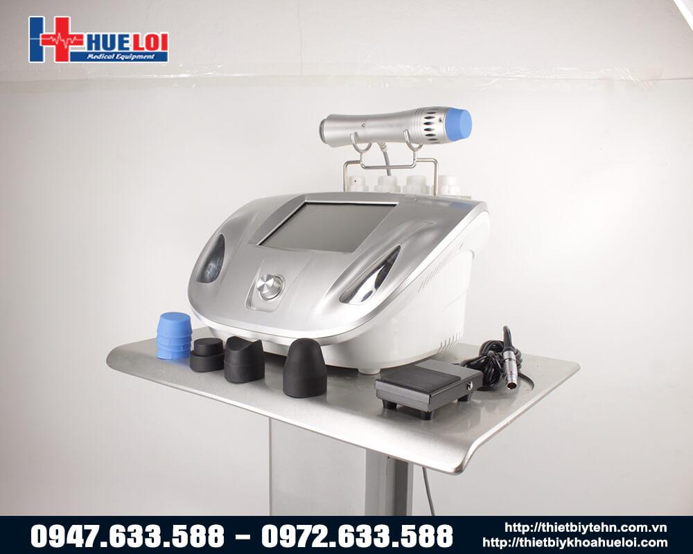 máy xung kích điều trị