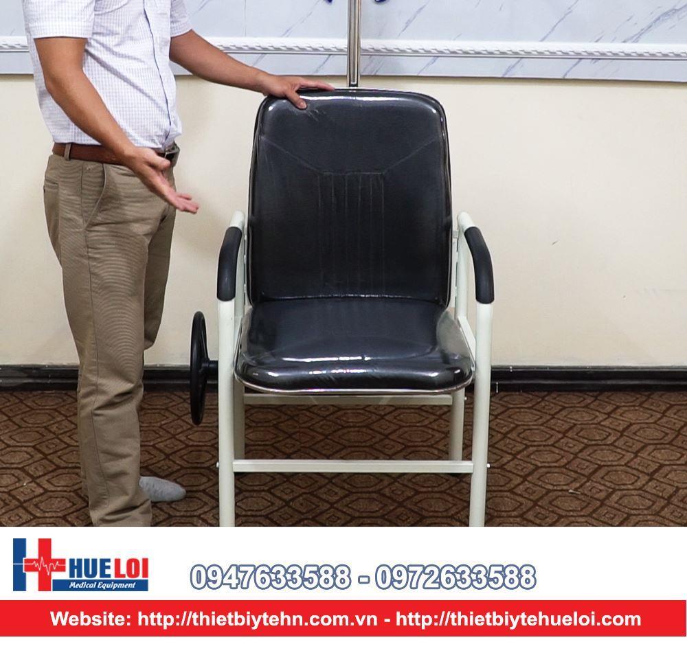 ghế kéo giãn đốt sống cổ cơ học